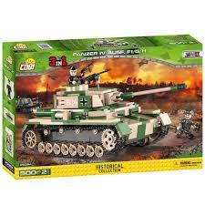 <b>Конструктор COBI</b> Танк Тигр IV, 500 деталей купить в интернет ...
