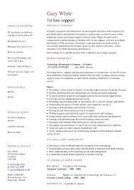 cv resume samples