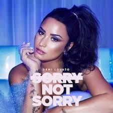<b>Sorry Not</b> Sorry (Demi Lovato song) - Wikipedia