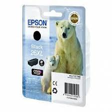 <b>Картридж Epson 26XL</b> C13T26214010/C13T26214012 купить ...