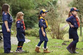 The Trouble With <b>Girls in Boy</b> Scouts - Backpacker