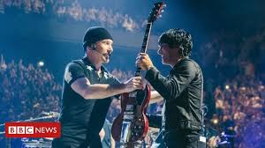 <b>Eagles of Death Metal</b> on Paris stage with U2 - BBC News