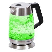 <b>Чайник электрический FIRST FA-5406-7</b> Black (Подсветка, 1,8 л ...
