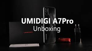 <b>UMIDIGI A7</b> Pro Unboxing: Premium Tech, Budget Price! - YouTube