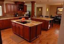 peninsula island kitchen