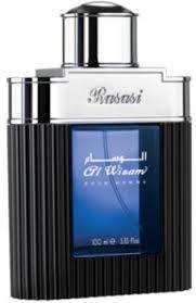 Buy <b>Rasasi Al Wisam Evening</b> Eau de Parfum - 100 ml Online In ...