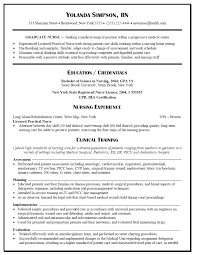 resume objective for new graduate rn cipanewsletter nurse resume objective examples perioperative nurse resume sample