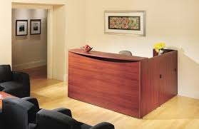 bow front curve top l shape bow reception bow front reception counter office reception desk