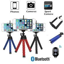 Tripod Legs Electronics <b>Flexible Sponge</b> Octopus <b>Mini</b> Tripod with ...