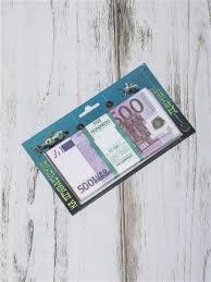 """<b>Забавная Пачка</b> """"На привлечение <b>денег</b>"""" 500 евро ЭВРИКА ..."""