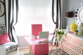 luxury home office design women the office reveal black white home office study