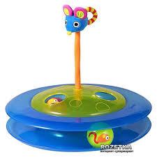 Игрушка для кошек Petstages Трек с мячиком для ... - ROZETKA
