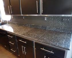 Granite Tile Kitchen Countertops For Cheap Granite Tile Countertop For Kitchen