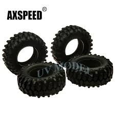 "<b>4pcs RC</b> Crawler 1:10 Wheel <b>Rubber Tires</b> 1.9"" Crawler <b>Tyres</b> ..."