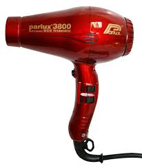 <b>Фен</b> для волос <b>Parlux</b> 3800 <b>Eco Friendly</b>, красный