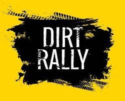 Dirt Rally Road Track <b>Tire</b> Gringe Texture. Motorcycle Or Car ...