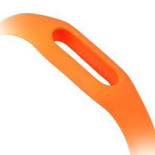 <b>Сменный ремешок Xiaomi Mi</b> Band Orange Оранжевый ...