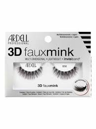 <b>Ardell 3D</b> Faux Mink 858 <b>Накладные ресницы</b>, норка (L)