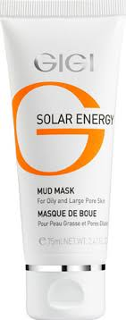 <b>Ихтиоловая грязевая маска</b> GiGi Solar Energy Mud Mask For Oil ...