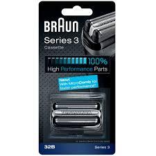 Купить <b>Сетка и режущий</b> блок для электробритвы Braun Series 3 ...