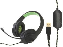 <b>Наушники Harper Gaming Mirage</b> GHS X15 Black Green - Чижик