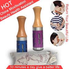 Hot <b>natural</b> Chinese mugwort smoke moxa roll moxibustion stick ...