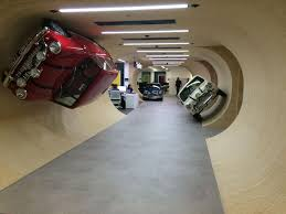 autotraders new london offices with a subtle nod towards the original italian job movie auto trader offices london