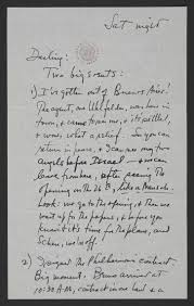 letters from bernstein west side story birth of a classic letter from leonard bernstein to his wife felicia montealegre bernstein 3 1957 typescript and holograph manuscript leonard bernstein collection