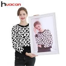 Huacan Фото обычай <b>алмазная</b> вышивка распродажа Полная ...