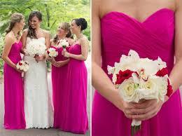 Chiffon Fuschia Bridesmaid Dresses Long 2019 <b>Sexy Off Shoulder</b> ...