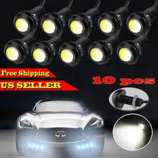 <b>20x</b> 12V 9W <b>18mm</b> Eagle Eye White Led Light Bulbs Car Tail ...