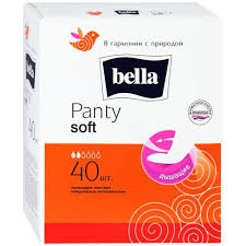 <b>Прокладки</b> женские <b>Bella Panty Soft</b> ежедневные гигиенические ...