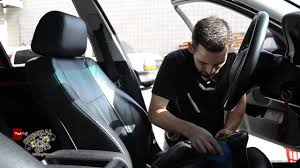 How To: <b>Clean</b> & Condition <b>Leather</b> Seats - Chemical Guys Car ...