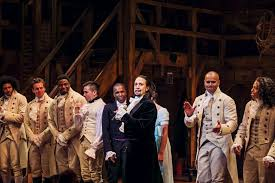 hamilton the biggest thing on broadway is being taught in hamilton meet the man behind broadway s hip hop masterpiece