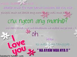 Love quotes tumblr tagalog 2013 via Relatably.com
