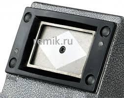 <b>Вырубщик карт</b> UNI D-011 86,0x54,0мм, настольный, r-угол