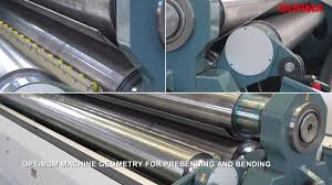DURMA <b>HRB</b> 4 3016 ROLL BENDING MACHINES - YouTube