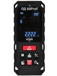 Лазерный <b>дальномер ЛД</b> 60Prof <b>ELITECH</b> 8401067 в интернет ...