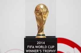trofi piala dunia 2014