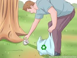 how to keep your neighborhood clean  steps with pictures image titled protect biodiversity step