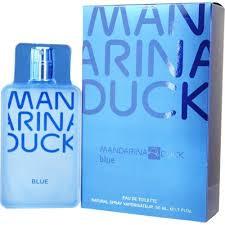 <b>Mandarina Duck Blue</b> Eau de Toilette Spray for <b>Men</b>, 1.7 Ounce ...