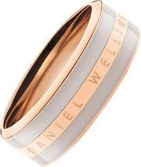 Стальное кольцо Daniel Wellington Classic-Ring-Desert-Sand-RG ...