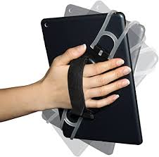 Aleratec Universal <b>Tablet</b> Hand Strap <b>Holder</b> for <b>7-10 Inch</b> Tablets