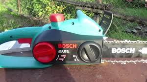 <b>Пила цепная Bosch AKE</b> 30 S - YouTube
