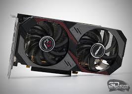 Обзор <b>видеокарты ASRock Radeon</b> RX 5500 XT Phantom Gaming ...