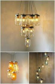 5 diy chandelier ideas diy mason jar austin mason jar pendant lamp