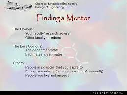 org resources effective mentoring watch presentation finding a mentor