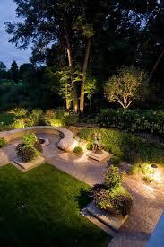 landscape lighting dallas backyard landscape lighting