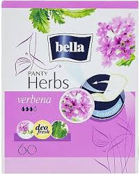 <b>Прокладки Panty Herbs</b> Verbena, 12шт - <b>Bella</b>:купить с доставкой ...