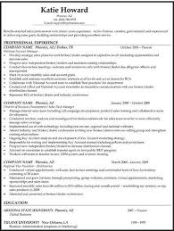 types of formats and templates format of chronological resume